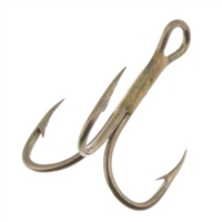Eagle Claw 2x Treble Hooks