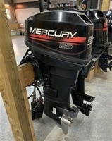 Mercury 25hp (Sold Out)