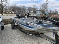 17ft Bass Tracker TX17 Mercury 40hp (Sold)
