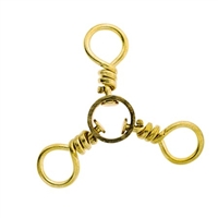 Eagle Claw 3 Way Swivel