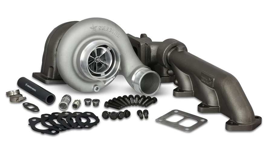 Smeding Diesel S300 turbo kit for the 2007 5-2018 6 7 cummins