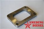 Stainless T6 Exhaust Inlet Flange