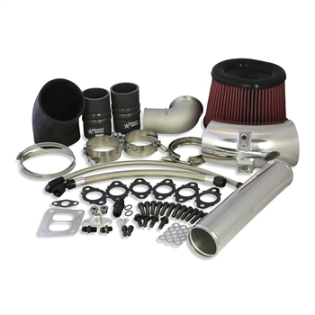 Smeding Diesel S400 Single Kit with Turbo and Manifold for the 07.5-12 6.7L Cummins