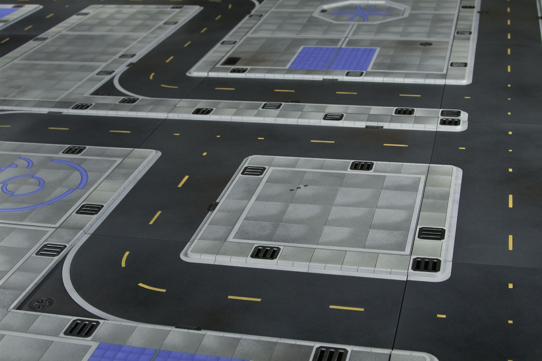T5: Tile City 4'x6'