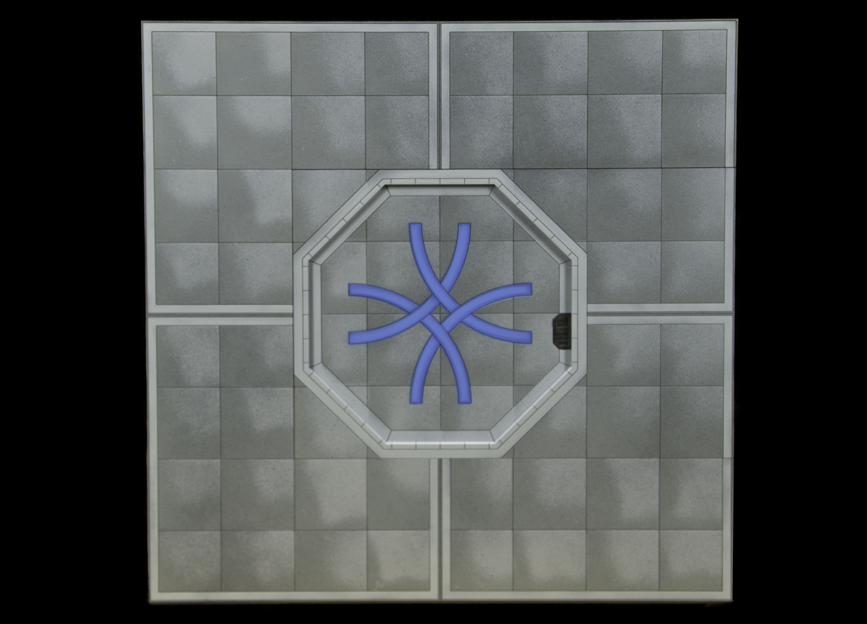 T5: Tile City 4'x4'