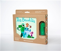The Brushies Toothbrush and Book