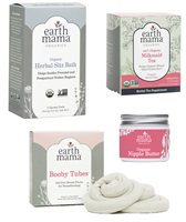 Earth Mama Postpartum Product Bundle