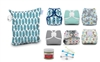 Diaper Stork Deluxe Cloth Diaper Service Starter Bundle