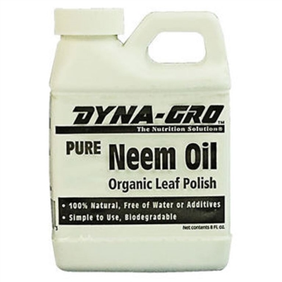 Dyna-Gro Pure Neem Oil 8 Ounces