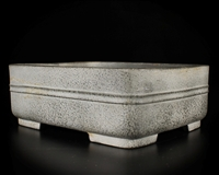 Tokoname bonsai pot