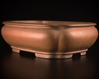 Yixing bonsai pot, Chinese-Contemporary 1970's