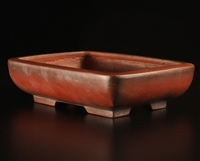 Bigei ,Tokoname bonsai pot-Artist Mr. Hirata Atsumi ( Collectors Edition ) New Old Stock 30 to 40 year old