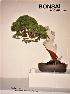 Bonsai in California