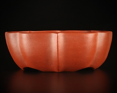Yixing bonsai pots,Master-line unglazed bonsai pots