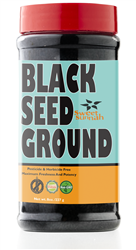 Black Seed Herb-Ground Seed 8 oz