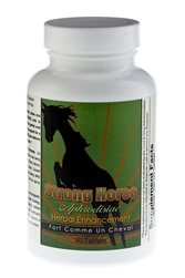 Men Strong Horse Herbal Enhancement 30 Caps