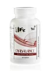 Diabalance Herbal Blood Sugar Balance- 90 Tablets