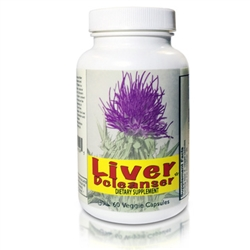 Liver Dcleanser - 60 Caps