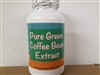 Pure Green Coffee Bean Extract 60 Veggie Capsules
