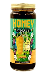 Black Seed Honey Nutritional Booster 16 oz.