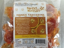 Honey Tangerine Lozenges 2 oz