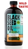 Pure Cold Pressed Black Seed Oil - 16 oz. (Glass)