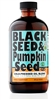 Black Seed & Pumpkin Seed Oil Blend - 8 oz. (Glass)