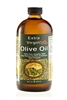 Pure Cold Pressed Extra Virgin Olive Oil - 16 oz. (Glass)
