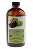 Pure Cold Pressed Grape Seed Oil 16 oz GLASS