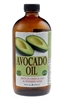 Pure Cold Pressed Avocado Oil 16 oz. GLASS