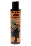 Black Seed Rosemary & Carrot Nourishing Hair Oil 4 oz.