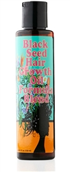 Black Seed Hair Growth Oil Formula Blend - 4 oz