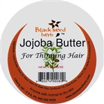 Ginkgo Jojoba Hair Butter For Thinning Hair 5.5oz.