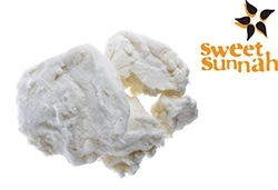 Pure White Shea Butter Filtered and Creamy 1 lb.