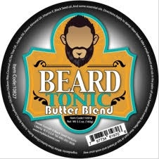 Beard Tonic Butter Blend 5.5 oz