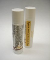 Organic Natural Black Seed Herbal Vanilla Lip Balm
