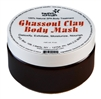 Ghassoul Clay Body Mask: 100% Natural SPA Body Treatment - 4 oz