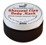 Ghassoul Clay Purifying Mask Kit 6oz.