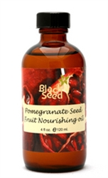 Black Seed Pomegranate Seed Fruit Nourishing Oil - 4 oz