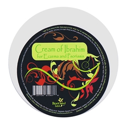 Cream Of Ibrahim (for Eczema & Psoriasis) - 5 oz