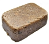 African Raw Black Soap - 1 lb