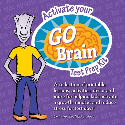 Activate Your GO Brain-Test Prep Kit