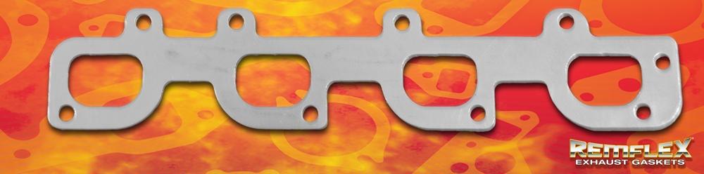 Exhaust Header Gasket-HEMI REMFLEX 6022