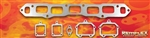 "PN 7009 -- Toyota Land Cruiser - L6 3.9L ""F"" ('68-'74), 4.2L ""2F"" ('75-'87) Combination Intake and Exhaust Manifold Gasket (Set Includes EGR & Heat Riser Gaskets), 6 Piece Set"
