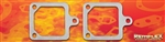 "PN 7009D -- Toyota Land Cruiser, Heat Riser Gaskets, 3.9L ""F"" ('69-'74), 2/Set"