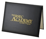 Padded Diploma Cover