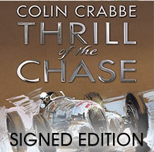 Colin Crabbe: Thrill of the Chase by Colin Crabbe