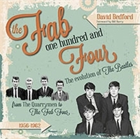 FAB 104:  The Evolution of The Beatles Cover