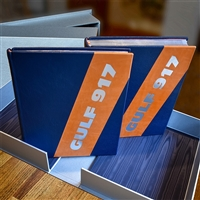 Gulf 917:  Leatherbound Edition by Jay Gillotti