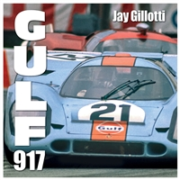 Gulf 917:  Regular Hardbound Edition by Jay Gillotti
